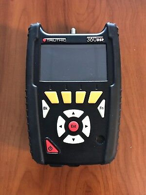 Trilithic 360DSP Home Certification CATV Docsis Meter 3.0
