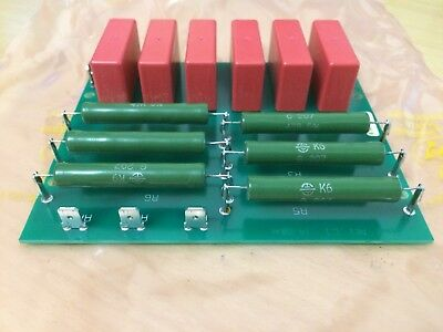 AEG POWER SYSTEMS 6765464 AE00, Rectifier Attenuation PCB