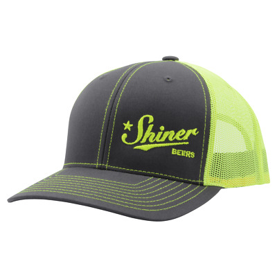 Bright Left-Panel Shiner Beers Hat