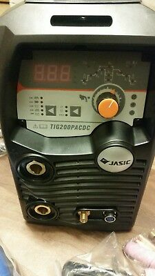 Jasic 200 Ac/dc Mini Digital Tig Welder