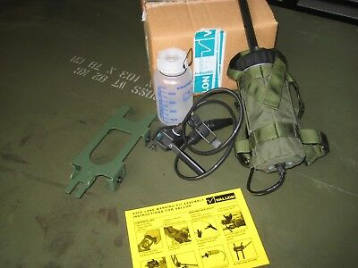 VALLON  metal detector marking kit, with instructions , NEW  in Box, . Ex-MoD