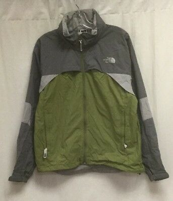 4ad74feab VINTAGE THE NORTH Face Hydrenalite Light Jacket Windbreaker Size Medium  Green