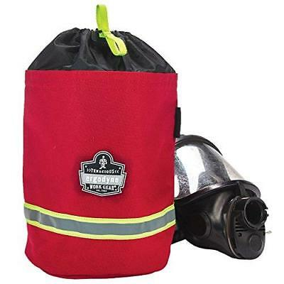 Arsenal 5080L Fireman's SCBA Respirator Firefighter Mask Bag for air pack with