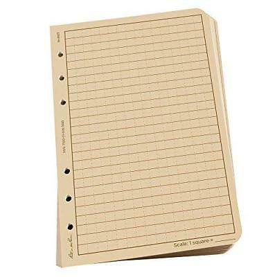 """Rite in the Rain All-Weather Loose Leaf Paper, 4 5/8"""" x 7"""", 32# Tan, Universal"""