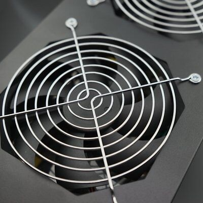 1650W ATX Mining Power Supply PFC Type 3 Fan For Eth Rig Ethereum Coin Miner QT