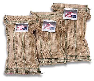 Natural Pet and Animal Soap - Burlap Pouch Acts as Scrub Brush – For Dogs,...