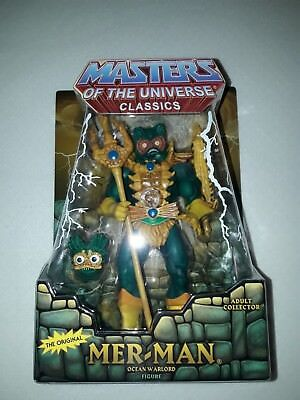 Masters of the Universe Classics Mer-Man - NEU & OVP