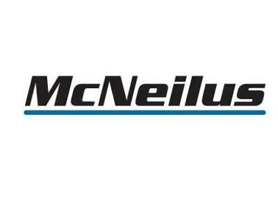 NOS OEM Mcneilus Truck Factory Genuine CLAMP WINCH CYL GALFAB 1106841