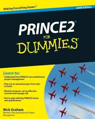PRINCE2 For Dummies 2009  PDF Read on PC/SmartPhone/Tablet