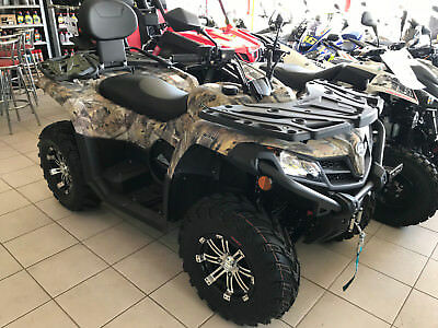 CF MOTO CForce 520 EFI 4×4 ATV,Quad