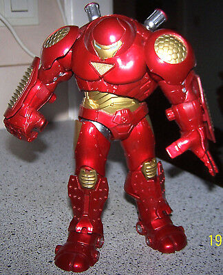 Hulk Buster 2015 US Marvel Diamond Figur - Höhe 21 cm -Gewicht 580 Gramm in Top