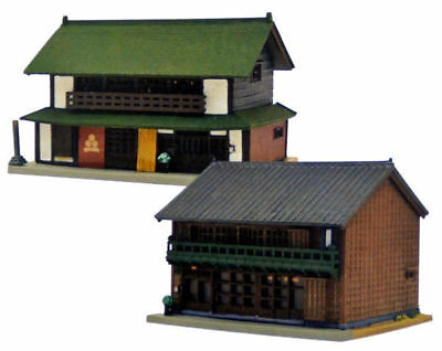 Tomytec (Building 058-3) Japanese Country Inn 3 1/150 N scale