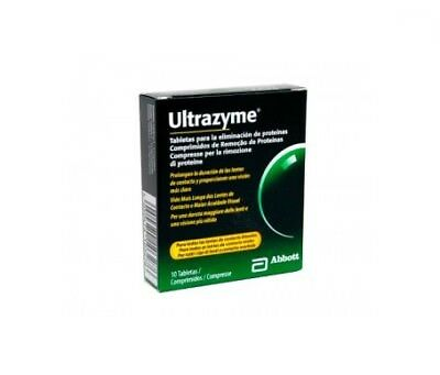 Abbott Ultrazyme 10 tabletas