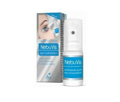 Nebuvis spray ocular rehidratante 10ml