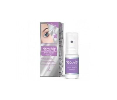 Nebuvis spray ocular ojos cansados 10ml