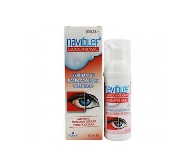 Naviblef Intensive Care espuma 50ml