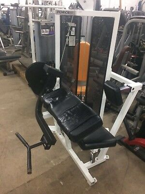 Force Bicep Curl Commercial Gym Equipment Warehouse Clearance