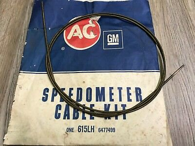 AC Delco NOS GM 70/'/' Speedometer Cable Kit GM 6477499 Corvette Chevelle Nova