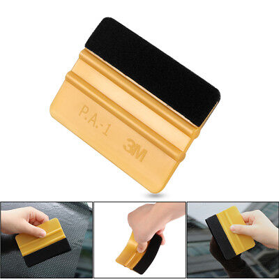 Soft Scraper Squeegee Edge Sticker Wrapping Felt Car Wrapping for Car Window