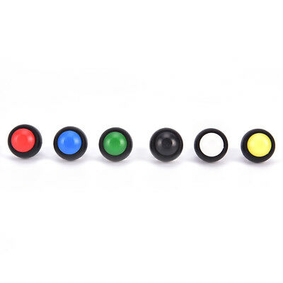 Mini 12mm Waterproof Momentary PBS-33B ON/OFF Push Button Round Switch