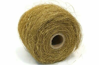 (1lb) Brass Wool Roll by Rogue River Tools - Coarse Grade