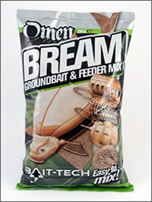 Bait Tech Omen Bream Groundbait 2kg