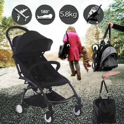 Compact Lightweight Baby Yoyo Stroller Pram Easy Folding Travel Carry Pushchair