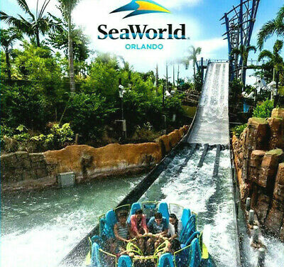 Seaworld Orlando Admission & All Day Dine $79   A Promo Discount Savings Tool