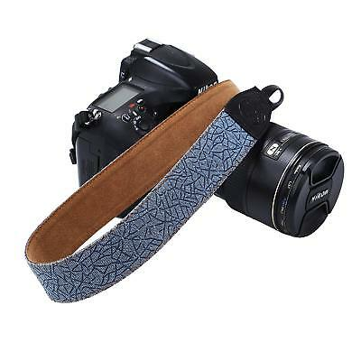 Vintage SLR DSLR Camera Shoulder Wrist Neck Strap Belt for Canon Nikon Sony