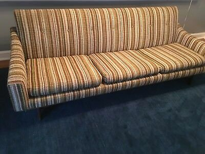 Adrian Pearsall Craft Associates 'style' sofa mid century retro cool