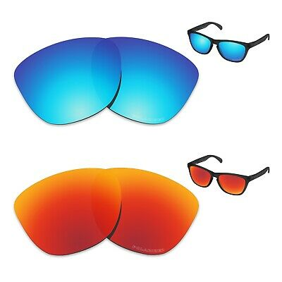 Tintart Polycarbonate Polarized Replacement Lenses for-Oakley Frogskins