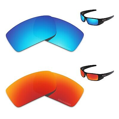 Tintart Polycarbonate Polarized Replacement Lenses for-Oakley Gascan