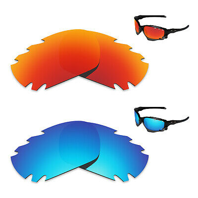 Tintart Polycarbonate Polarized Replacement Lenses for-Oakley Jawbone Vented