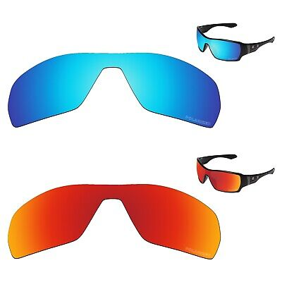 Tintart Polycarbonate Polarized Replacement Lenses for-Oakley Offshoot