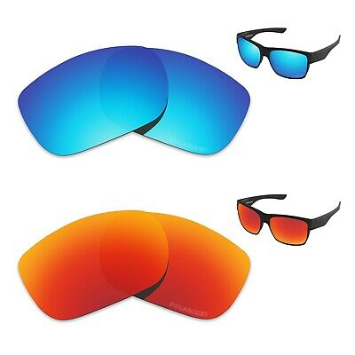 Tintart Polycarbonate Polarized Replacement Lenses for-Oakley TwoFace