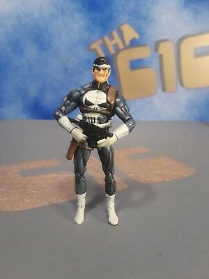 hasbro CUSTOM PUNISHER target 2 pack MARVEL UNIVERSE series 2 2010 3.75in. #A035