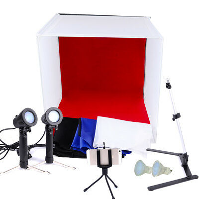 16 inch 40cm Photo Studio Shooting Tent Portable Tent Cube SoftBox Lighting Kit