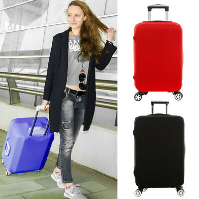 "20-28"" Luggage Protector Elastic Colorful Cover Bags Dustproof Anti Scratch New"