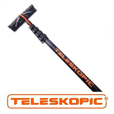14ft/18ft/22ft Window Cleaning Water Fed Pole TELESKOPIC AL14/18/22