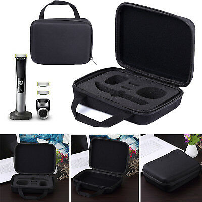 Hard Case Cover Shockproof Travel Portable Bag for Philips Norelco OneBlade Pro