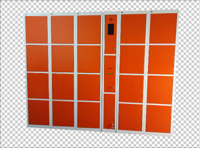 Automatic lockers AKH (for beaches, hotels, airports, bus, train stations)