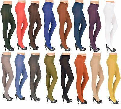 Silky Smooth Knit Ladies Tights One Size Womens Medium - Hosiery Hold Ups