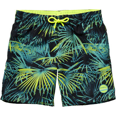 O'Neill Thirst to Surf Boys Boardshorts - with Tropical Print