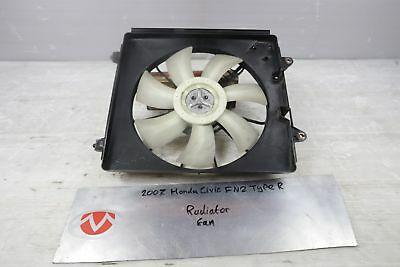 HONDA CIVIC TYPE R ep3 RADIATOR FAN RAD FAN GENUINE EP3 TYPE R Vehicle Parts & Accessories Engine Cooling