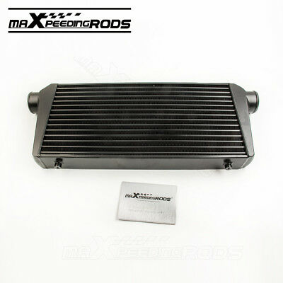 New Front Mount Intercooler Tube & Fin Design 600*300*76mm 3.0inch In/outlet