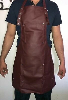 Salon Hairdressing Hair Cutting Apron Front-Back Cape for Barber Hairstylist