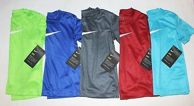 Boys 3T or 4T Nike T-shirt Dri-fit Nike Top You Pick Color + Size NEW