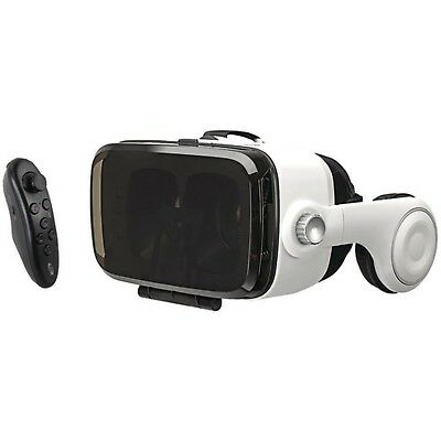 iLive IVR77BDL Virtual Reality Goggles With Wireless Remote