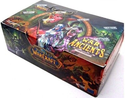 Trommeln des Krieges OVP Booster Box Loot Drums of War WoW Warcraft TCG