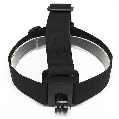 Non-Slip Elastic Head Strap Headbrand Mount For Gopro Hero 1/2/3/3 Plus Xiaomi